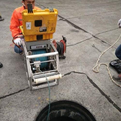 上海浦东管道CCTV检测管道修复点补