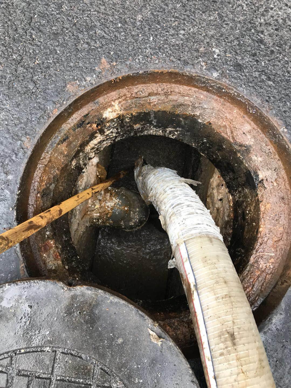 上海专业抽污水泥浆 抽粪清淤