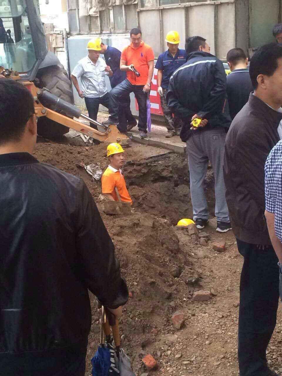 上海排水管道改造修改