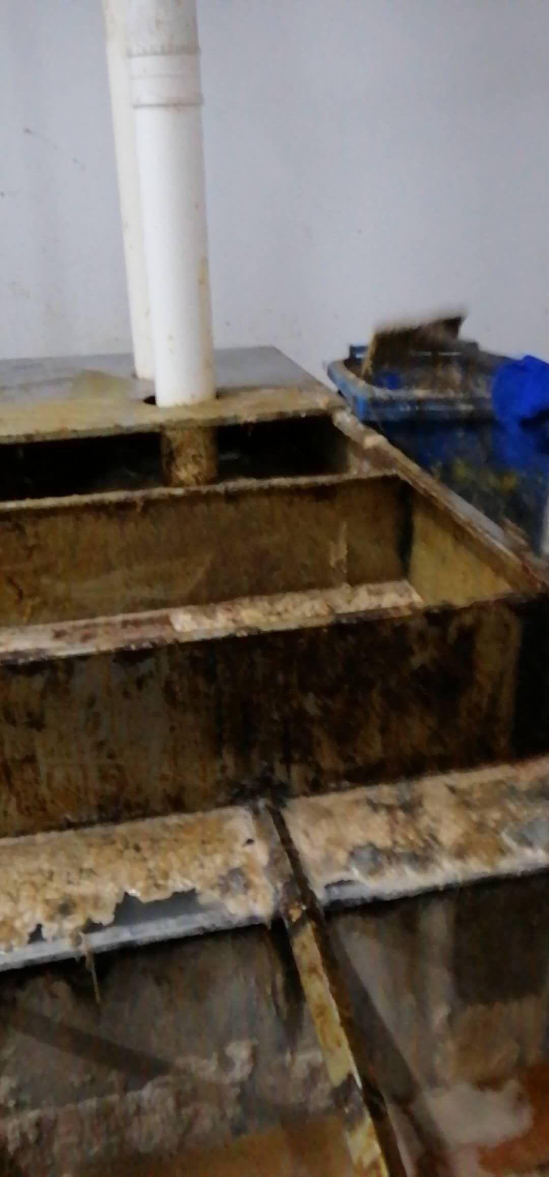 上海食堂隔油池清理