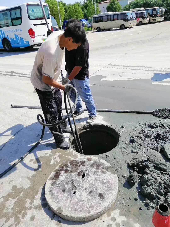 上海普陀区高压清洗管道