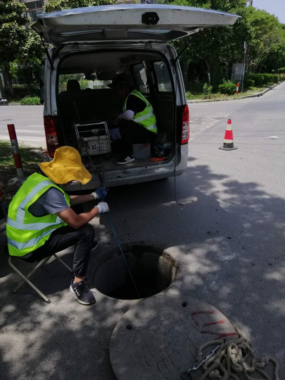 上海管道排口检测公司