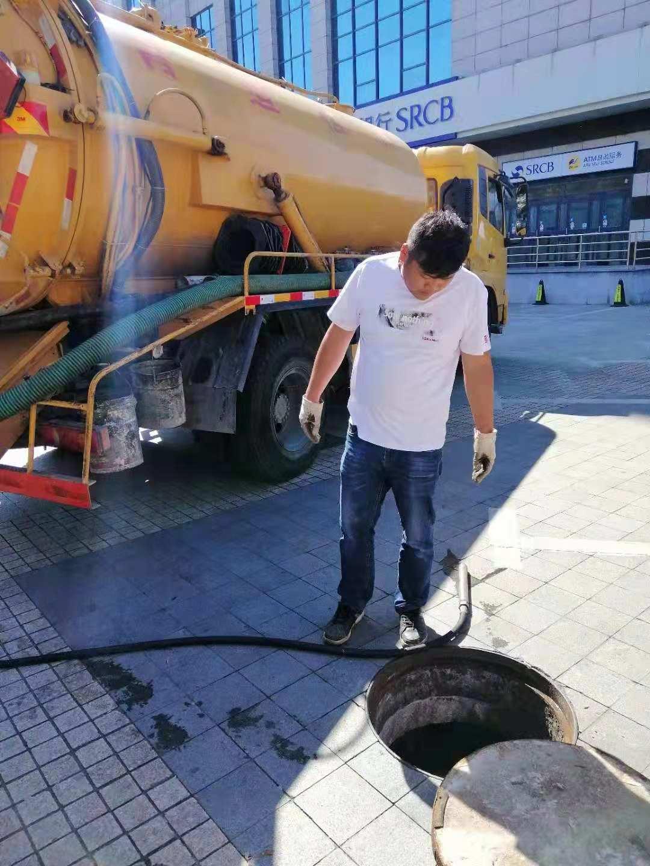 上海专业排水排污管道疏通