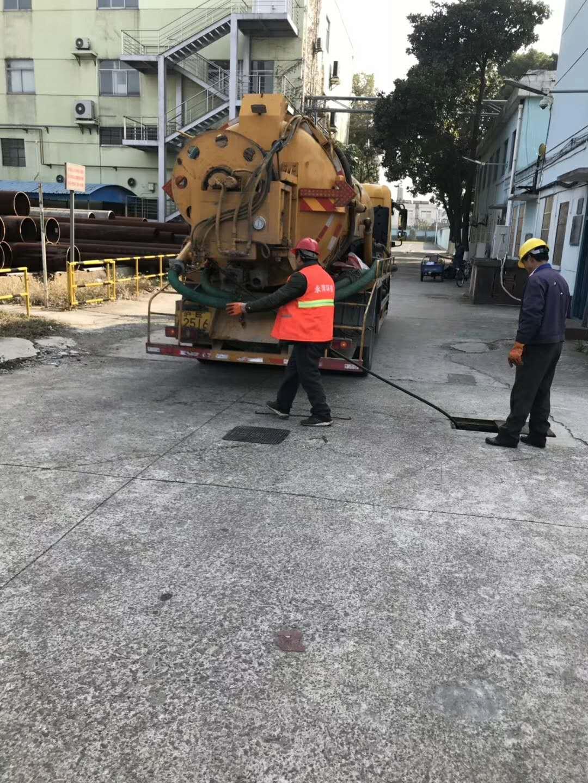 上海管道商铺清洗疏通
