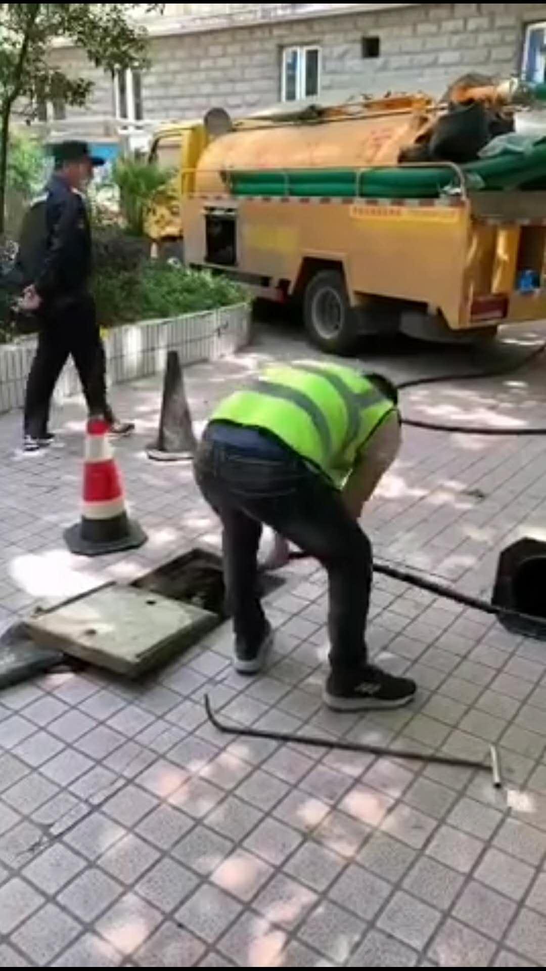 上海专业清理雨水积水池