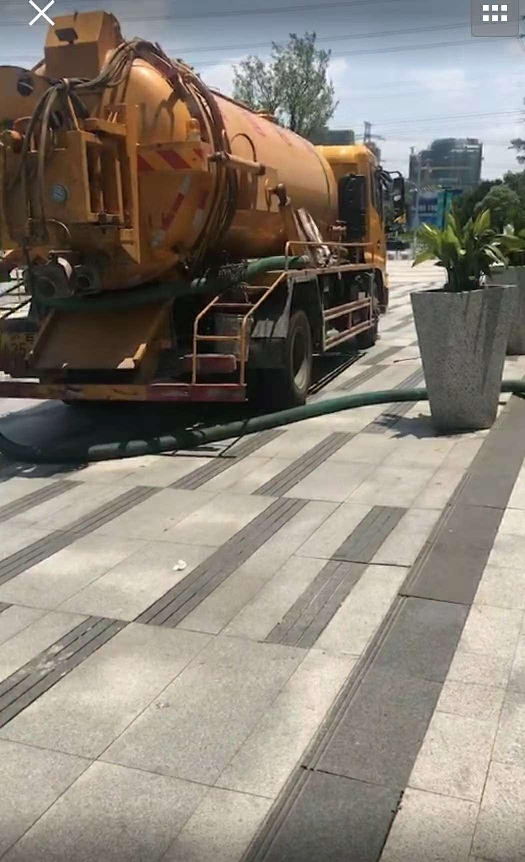 上海专业污水泵清淤