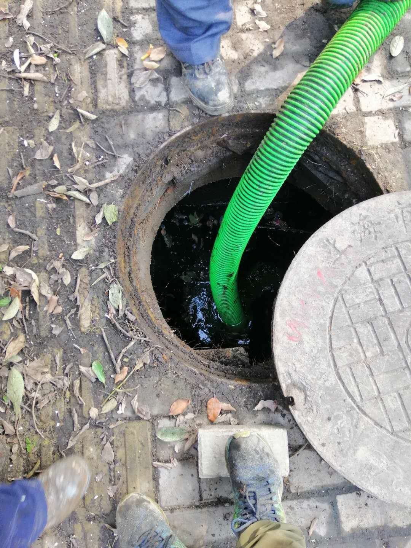 上海专业阴井淤泥清理