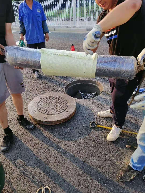 上海管道非开挖光固化修复