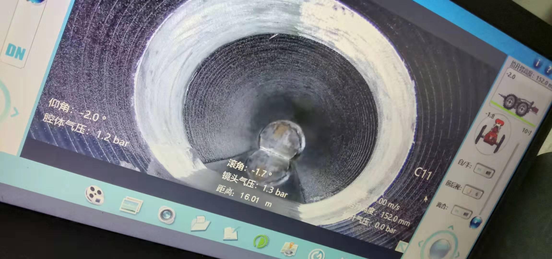 上海工业管道检测