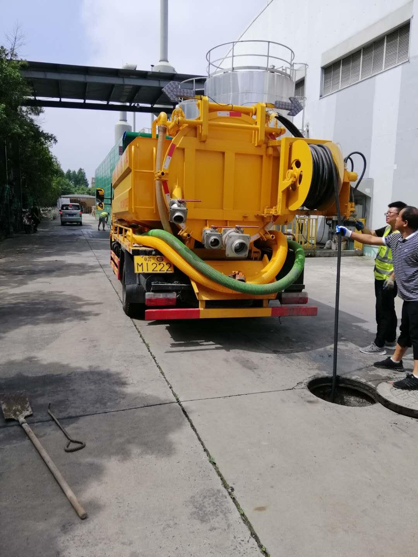 上海管道清淤多少钱一米