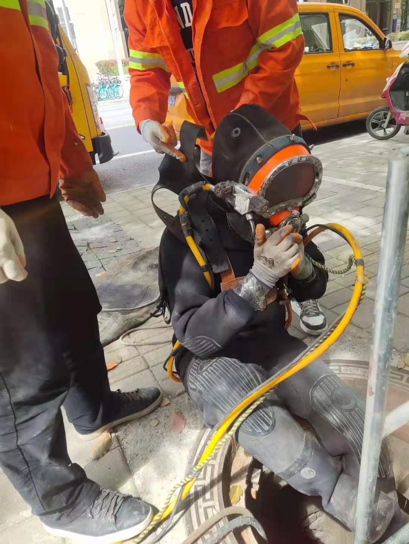上海管道潜水封堵作业公司