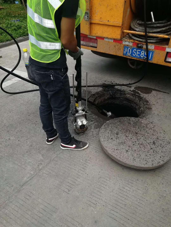 上海管道潜望镜检测技术原理